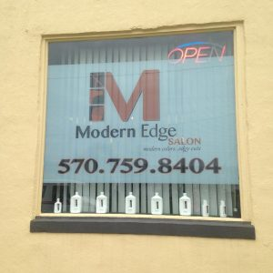 Modern Edge Salon Berwick Pennsylvania